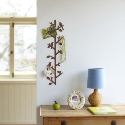 YAMAZAKI 壁飾收納 清新自然-樹枝