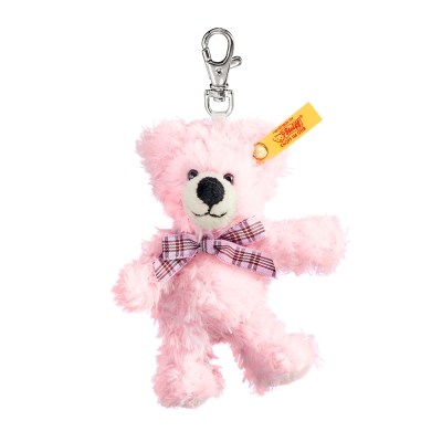 STEIFF德國金耳釦泰迪熊 - Keyring Teddy Bear  (經典吊飾)