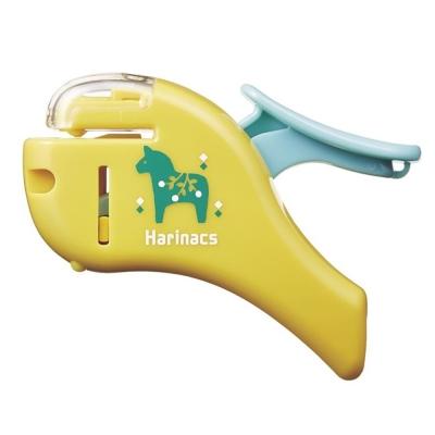 KOKUYO 無針訂書機5枚2017限定版北歐系列-木馬
