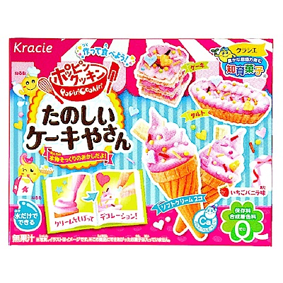 Kracie 創意DIY-甜點小達人(26g)