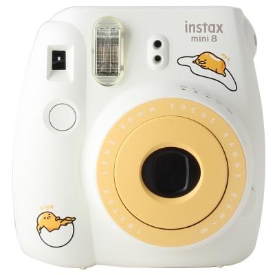 拍立得 FUJIFILM instax mini 8 相機/限量款-蛋黃哥(平行輸入)