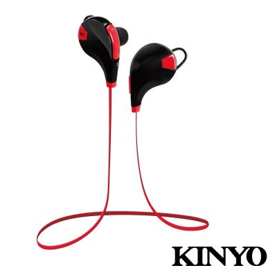 【KINYO】藍牙立體聲耳機麥克風 (BTE-3639)