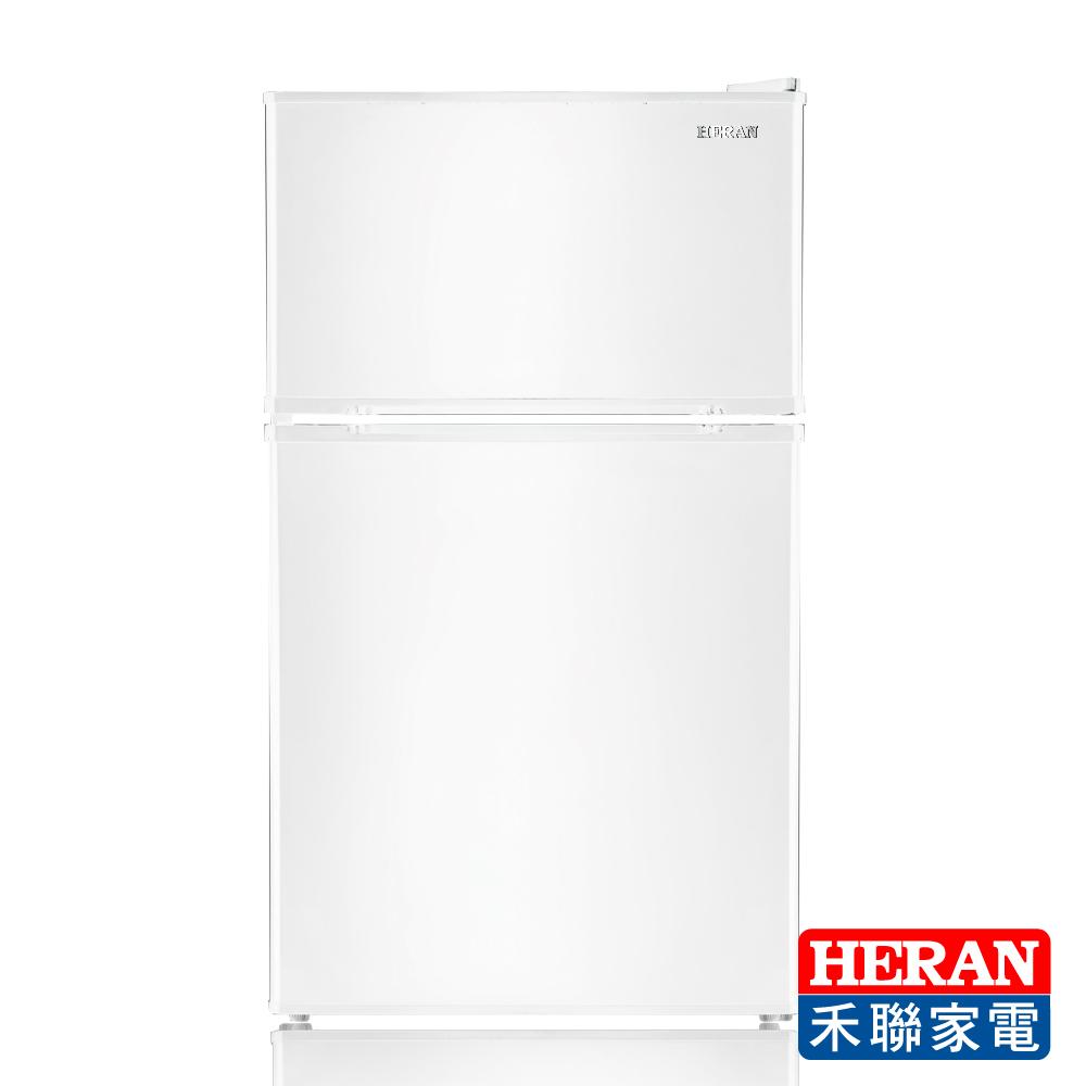 HERAN禾聯 100L 雙門小冰箱 HRE-B101A