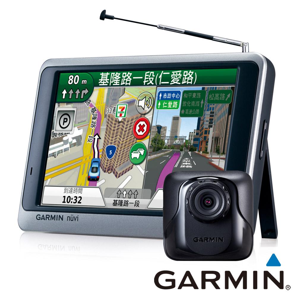 GARMIN nuvi 3595R 5吋高畫質TMC藍芽行車記錄電視導航機