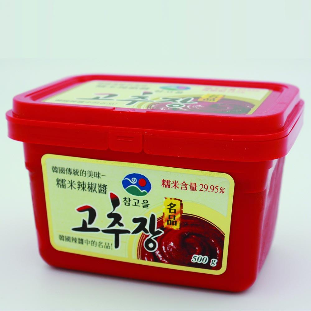 敬永 高級名品糯米辣椒醬(500g)