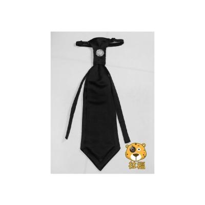 拉福 鑲鑽大領巾燕尾服領帶領結糾糾(台灣製)