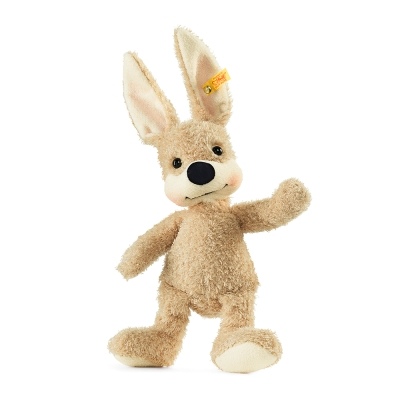 STEIFF德國金耳釦泰迪熊 - Mr.Cupcake Rabbit 兔子 (寵物樂園)