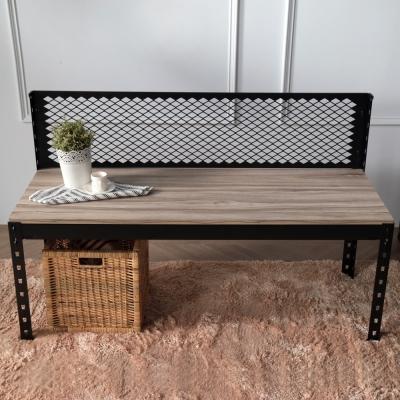 H&D 角鋼美學-工業風免鎖角鋼板凳/矮凳-4色