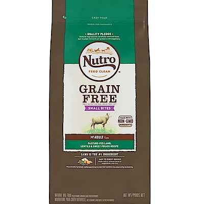 美士 低敏無穀系列-成犬配方 (牧場小羊+扁豆+地瓜) 小顆粒 4磅 兩包組
