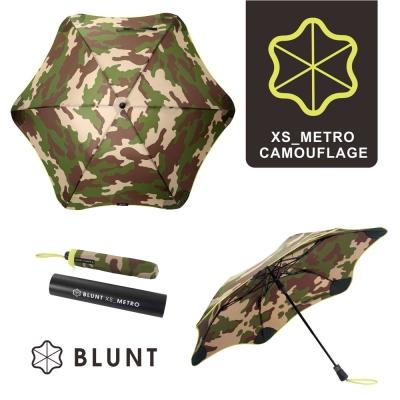紐西蘭BLUNT 保蘭特抗強風 防反傘 抗UV 折傘(迷彩圖騰)