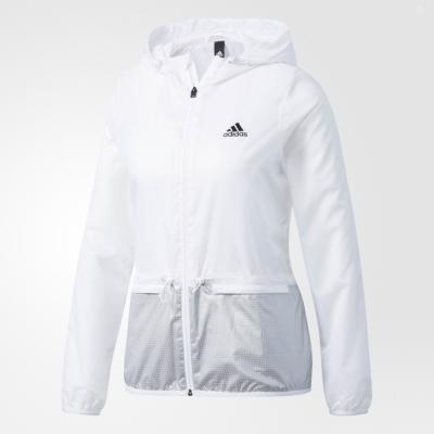 adidas WORKOUT 女 風衣外套 BR3667