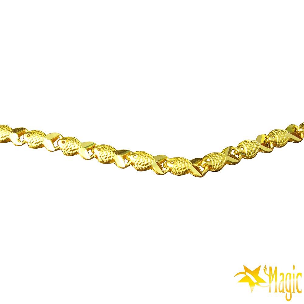 Magic魔法金-富貴黃金項鍊(約1.70錢)