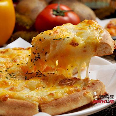 瑪莉屋口袋披薩 團購冠軍 厚皮披薩3件組(眾口味任選)
