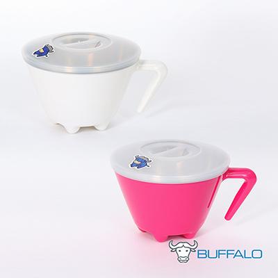 牛頭牌 不銹鋼雙層防燙杯碗(2入組)