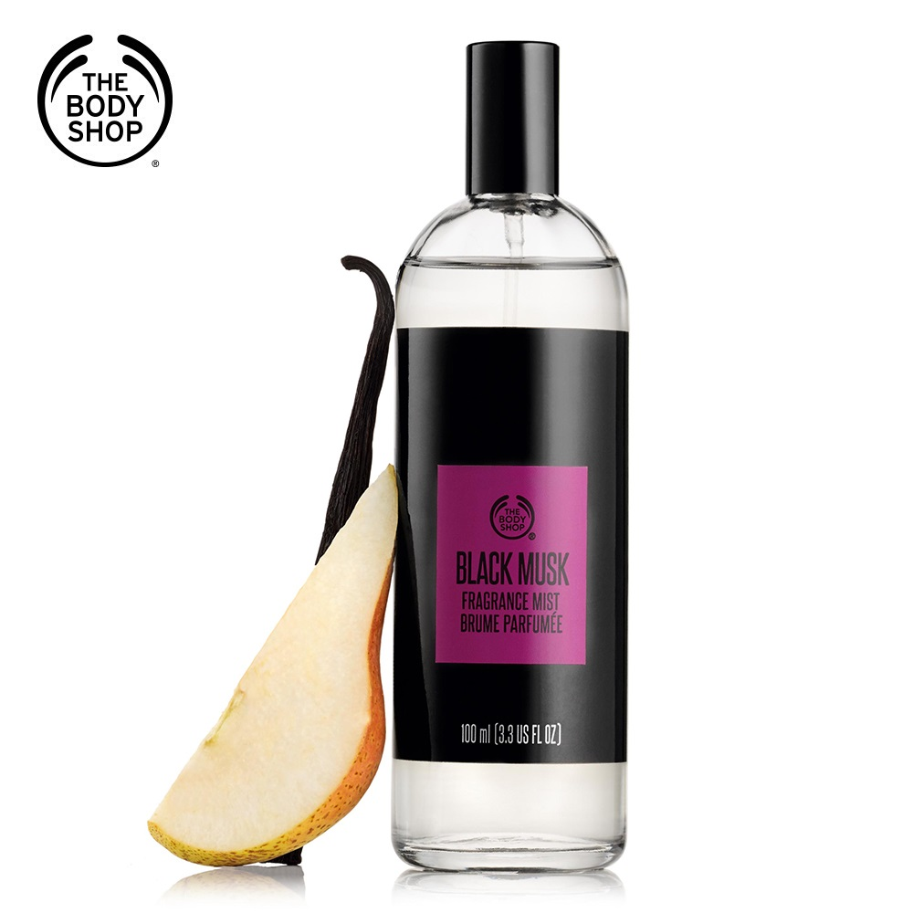 The Body Shop 黑麝香身體芳香菁露-100ML product image 1