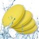 洗車俱樂部 超人氣銅鑼燒高密度上蠟綿 4入裝 J3400 product thumbnail 1