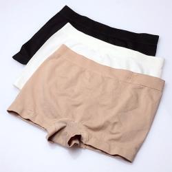 內褲 超細纖維彈力平口褲(三件入)褲褲嫂專業內褲