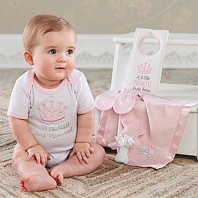 Baby Aspen BAS 變裝派對粉紅小公主五件套裝彌月禮組
