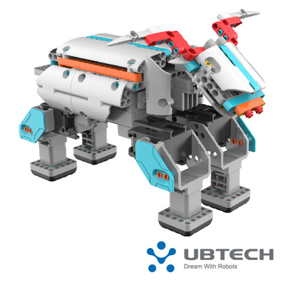 UBTECH 草原漫步 積木機器人