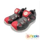 Dr. Apple 機能童鞋 蘋果醫生微笑涼鞋款 黑