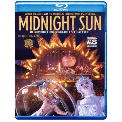 太陽劇團 - 子夜太陽 BD