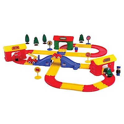 瑞典Viking Toys維京玩具-維京城