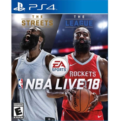 勁爆美國職籃 18 NBA LIVE 18 - PS4 英文美版