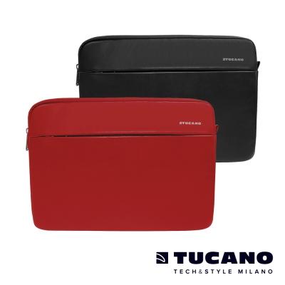 TUCANO Macbook 13吋義大利真皮內袋Fina Premium