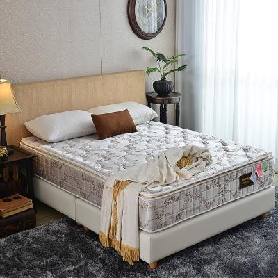 MG珍寶-三線Cool涼感抗菌-蜂巢獨立筒床墊-單人3.5尺
