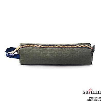 satana - 簡約鉛筆袋 - 午夜森林