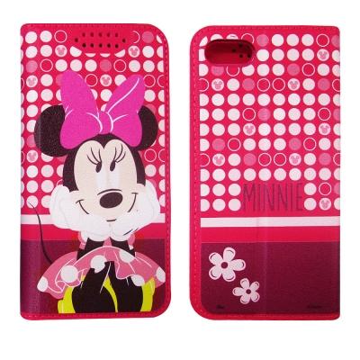 迪士尼正版授權 iPhone 8/iPhone 7 普普風彩繪手機皮套(米妮)