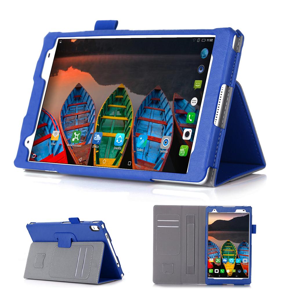 聯想 Lenovo Tab 4 8 Plus 平板電腦可手持皮套