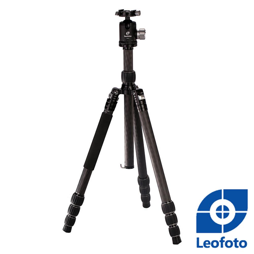 Leofoto徠圖 碳纖維三腳架(含雲台)-LT2841+CB40