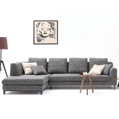 品家居 墨爾本L型沙發(左右可選)-298x170x76cm-免組