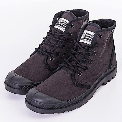PALLADIUM Pampa HI Originale TC 男女休閒鞋 75554060 黑