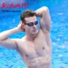 美國巴洛酷達Barracuda KONA81三鐵度數泳鏡K713