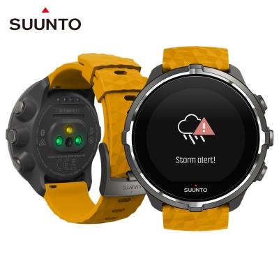 SUUNTO SpartanSportBaro彩色觸控戶外探險的腕式心率GPS腕錶-琥珀色