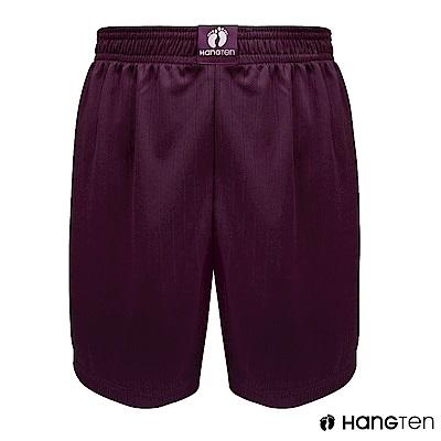 HANG TEN 極度排汗平口褲_紫(HT-C12004)