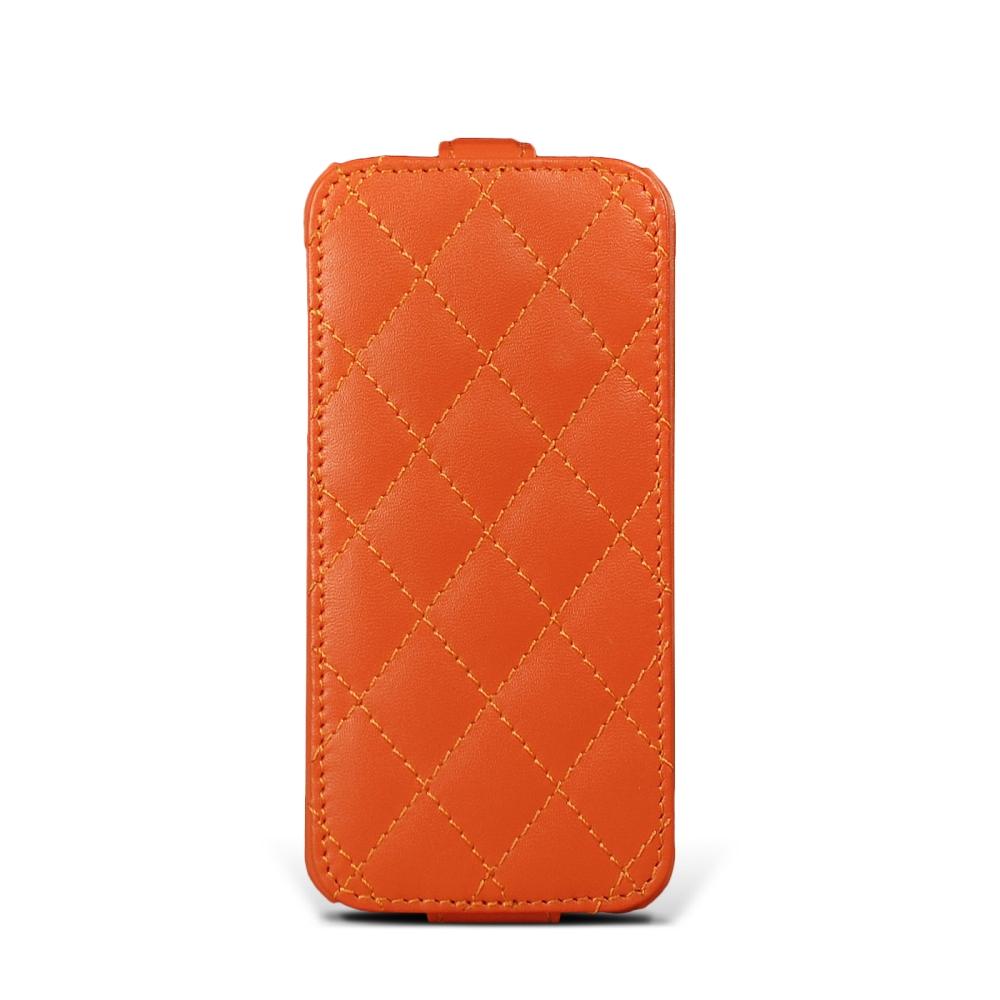 STORY皮套王 APPLE iPhone 5 / 5S / SE 硬殼式下蓋菱格 客製化 @ Y!購物
