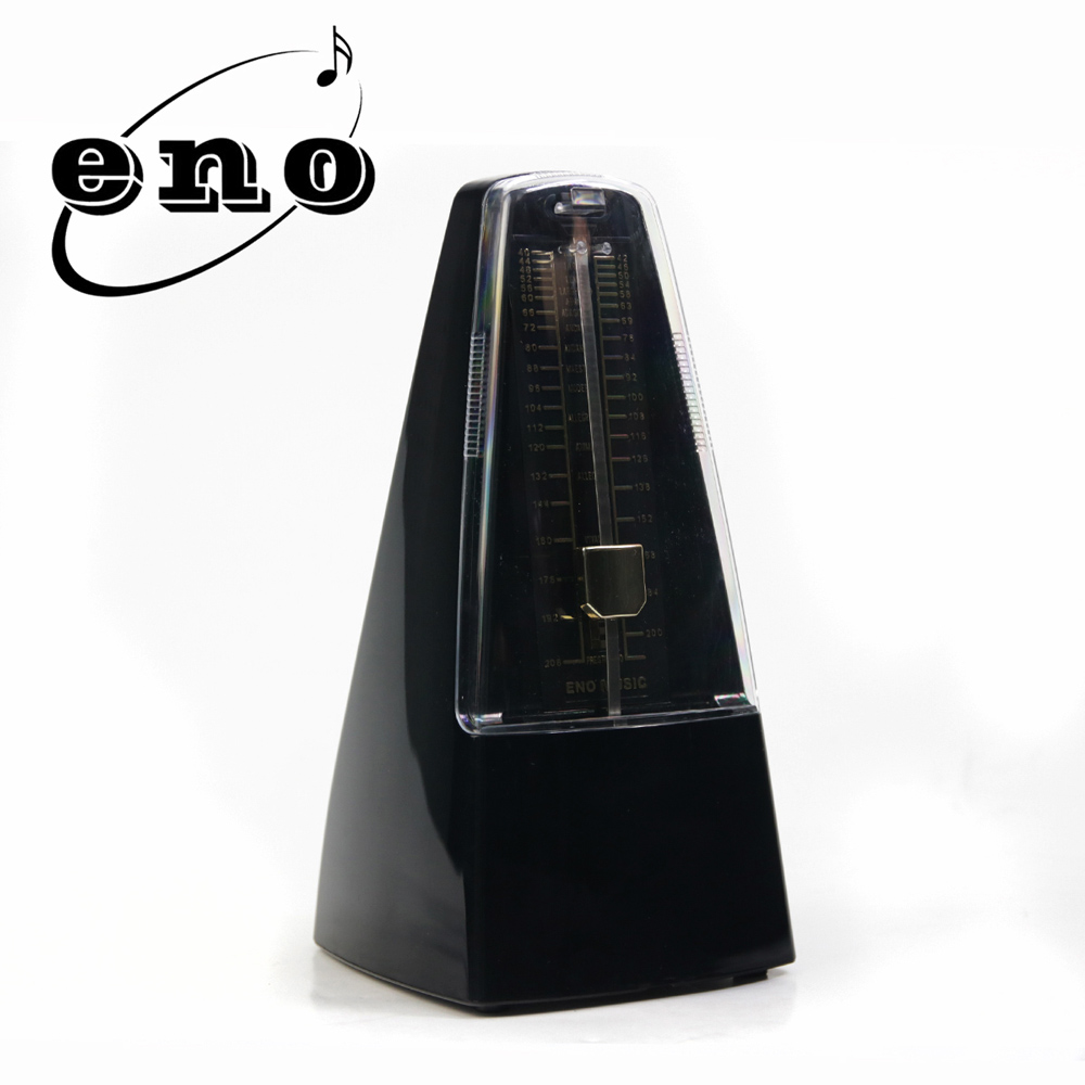 ENO EM-08 酷炫黑色系機械式節拍器