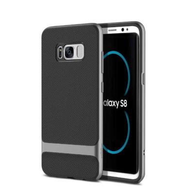 Rock Samsung Galaxy S8 雙材質強化防摔抗震手機殼