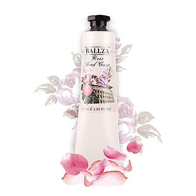 BALLZA 玫瑰香氛植萃護手霜30ml