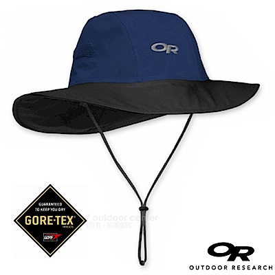 【美國 Outdoor Research】Sombrero 防水透氣防風大盤帽_深藍