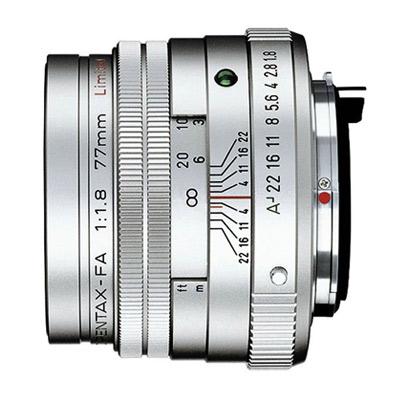 PENTAX SMC FA 77mm F1.8 Limited(公司貨)