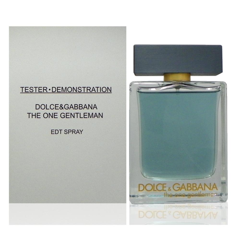 Dolce & Gabbana The One 唯我型男淡香水 100ml Tester