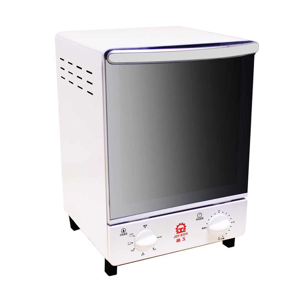 晶工牌 12L迷你電烤箱JK-612