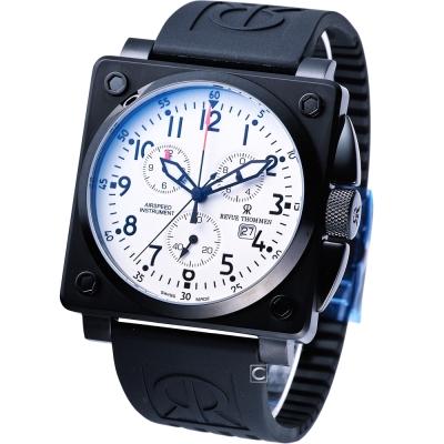 REVUE THOMMEN 挑戰極限計時飛行錶(白