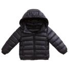 輕量極保暖90%羽絨外套 黑 k60486