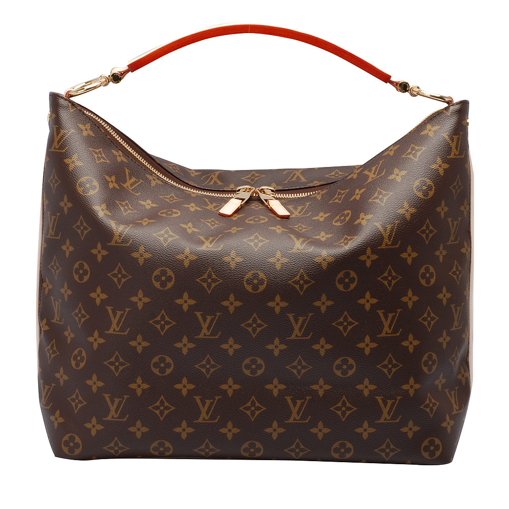 LV M40586Monogram Sully PM單把肩背包(小)