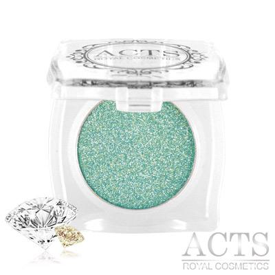 ACTS維詩彩妝 魔幻鑽石光眼影 冰晶藍鑽D401